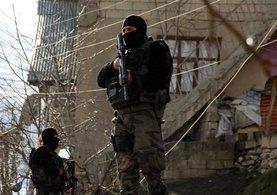 İstanbul'da sabah saatlerinde terör operasyonu!