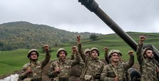 Azeri troops enter Kalbajar region in Karabakh after 27 years