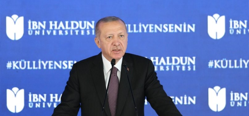 TURKEY NEEDS TO MAKE A TOTAL REFORM IN EDUCATION SYSTEM: ERDOĞAN