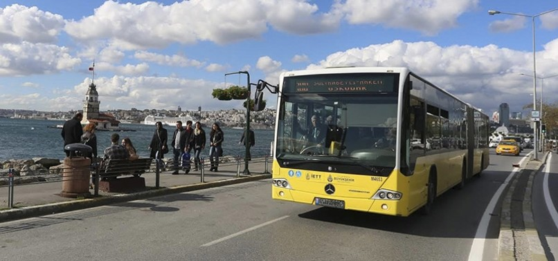 ISTANBUL PUBLIC TRANSPORT TO BE HALF PRICE DURING RAMADAN HOLIDAY