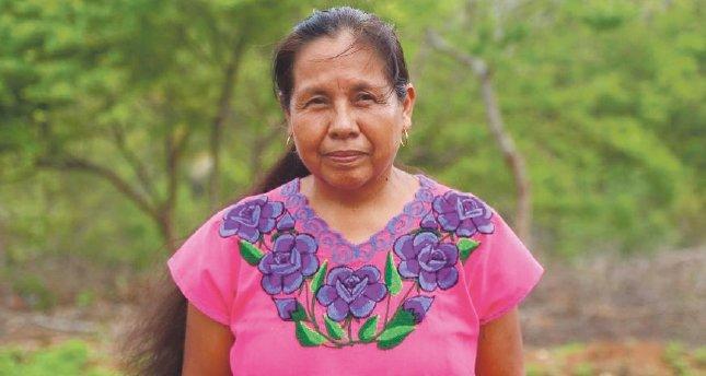 Meksika'nın Kızılderili başkan adayı