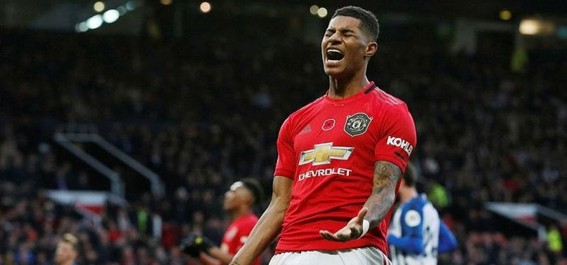 LIVELY MANCHESTER UNITED EARN 3-1 WIN OVER BRIGHTON