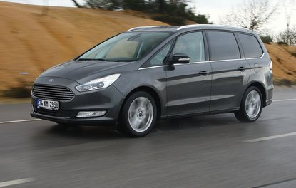 TEST · Ford Galaxy 2.0 TDCi Titanium