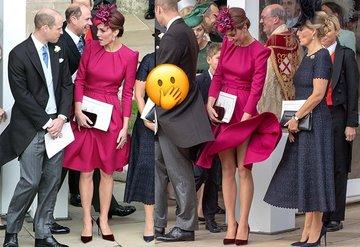 Cambridge Düşesi Kate Middletonun zor anları