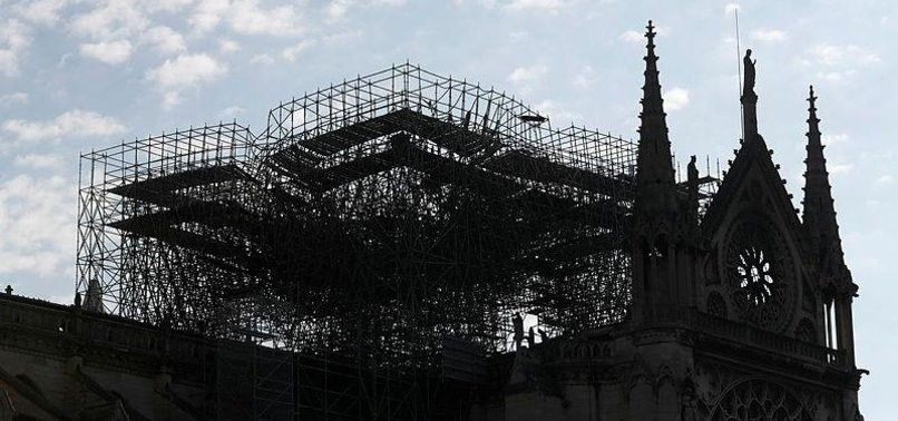 TURKISH CHURCH RAISES MONEY FOR NOTRE DAME RENOVATION