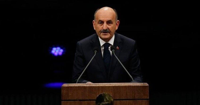 Bakan Müezzinoğlu: Kıdem tazminatını önümüzdeki 10 gün içinde netleştirmiş  oluruz