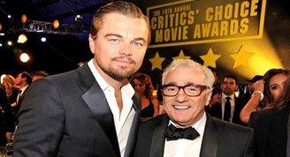 Martin Scorsese ve Leonardo DiCaprio yeniden bir arada