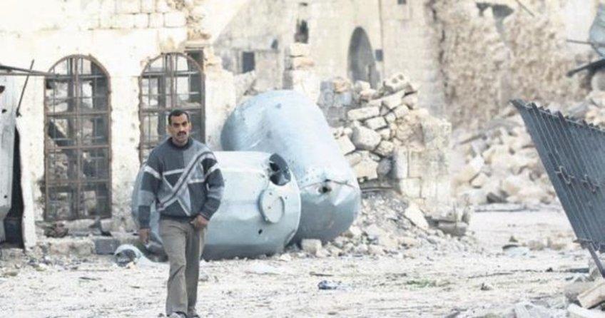 """""""Halep'in 10 günlük gıdası kaldı"""""""
