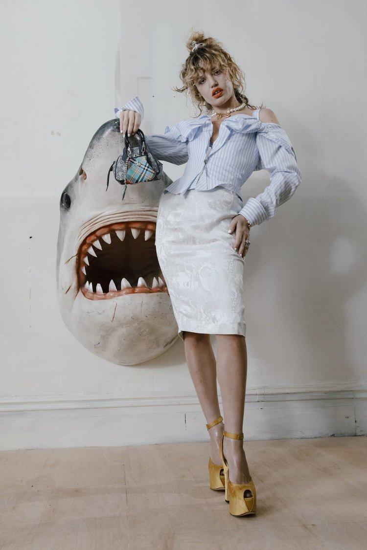 Vivienne Westwood İlkbahar/Yaz 2022