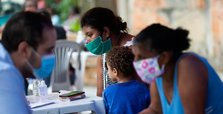 Brazil registers 10,982 new cases of COVID-19, deaths rise to 153,905