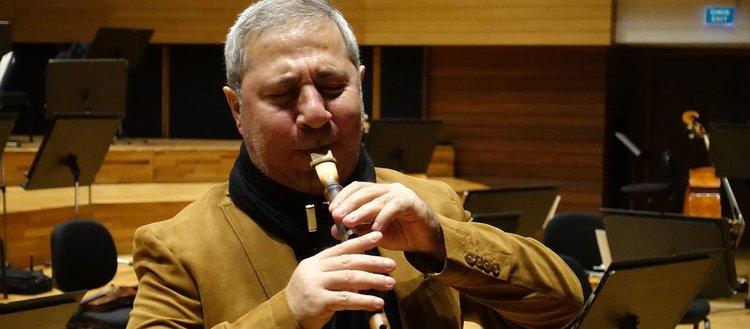 Türk dünyasının 'balabanı' senfonide