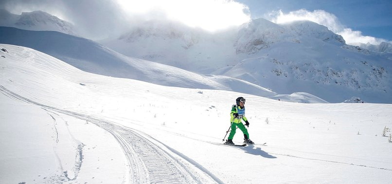 DAVRAZ ENTHRALLS VISITORS WITH ITS SKI RESORT AND MAGNIFICENT NATURE