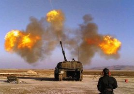 Afrin'den 5 adet top mermisi geldi!
