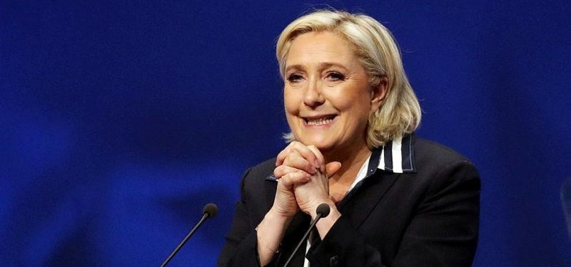 FAR-RIGHT LEADER LE PEN TO GO ON TRIAL FOR TWEETING GRUESOME DAESH IMAGES