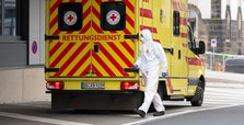 Germany's coronavirus deaths hit 815, infection rate slows