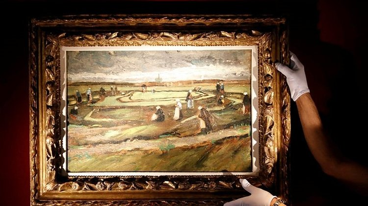 Van Goghun Eserine 7 Milyon Euro