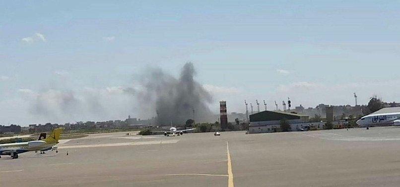LIBYAS MITIGA INTERNATIONAL AIRPORT REOPENED