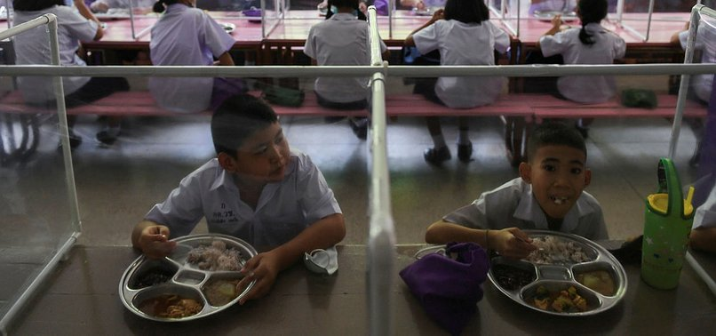 FOOD POISONING HITS SOME 3,500 IN JAPANS YASHIO CITY SCHOOLS
