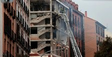Two dead, 8 injured in Madrid building explosion