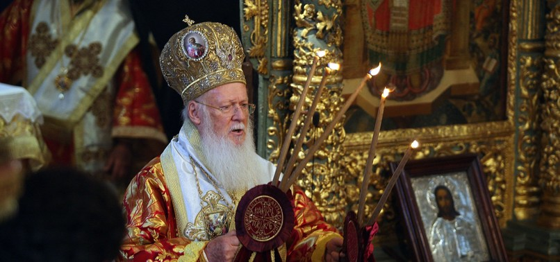 GREEK ORTHODOX PATRIARCH SENDS LETTER OF SUPPORT TO ERDOĞAN ON AFRIN