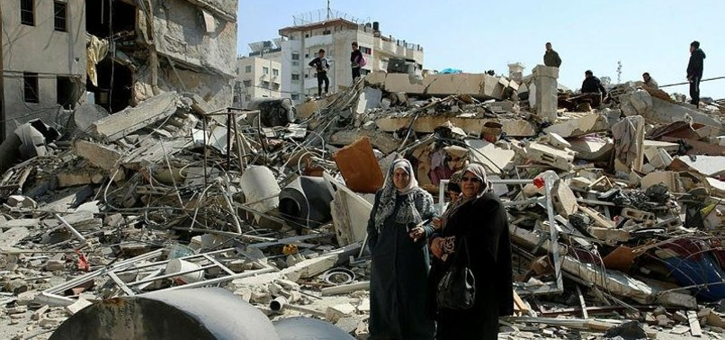 ISRAELI STRIKES IN GAZA CAUSED $2MN OF DAMAGE: OFFICIAL