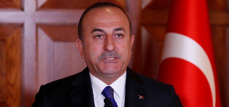 ÇAVUŞOĞLU DESCRIBES TURKEY AS MOST IMPORTANT ACTOR IN SYRIA