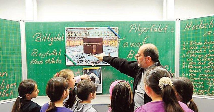 Din dersine ilgi arttı