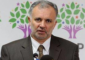 HDP Kars Milletvekili Ayhan Bilgen mahkemeye sevk edildi