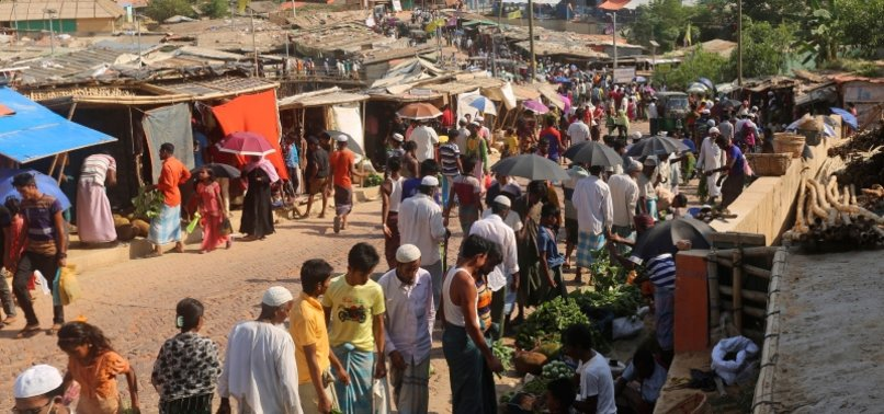 CANADIAN DOCTOR SERIOUS CONCERNS FOR ROHINGYA REFUGEES