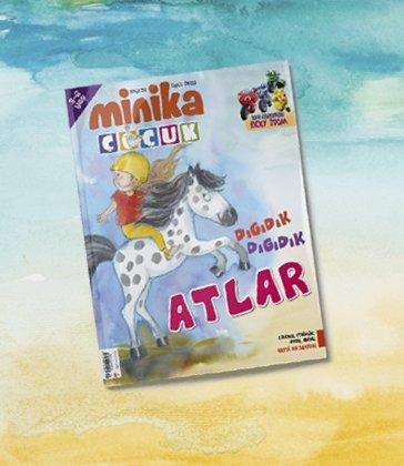 01.09.2019 Minika Çocuk Dergi - Sayı: 33