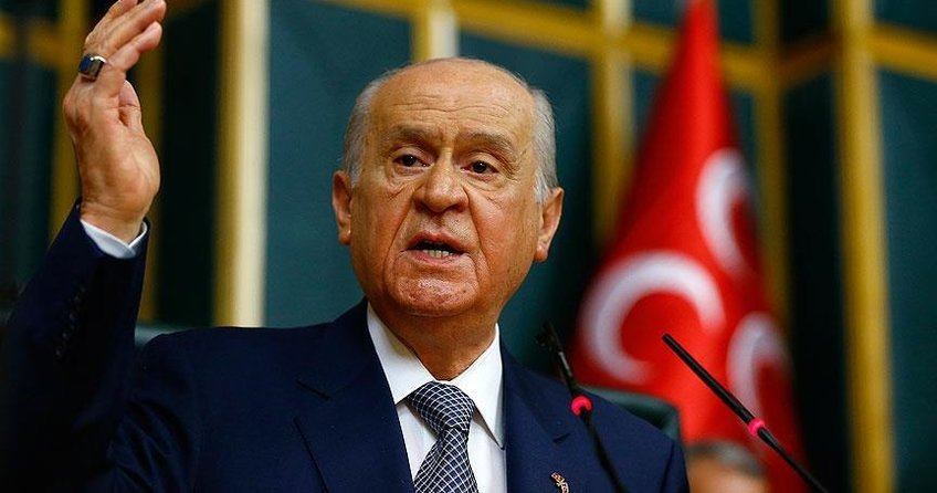 Bahçeli: Musul Türk yurdudur, Başika bekamızdır!