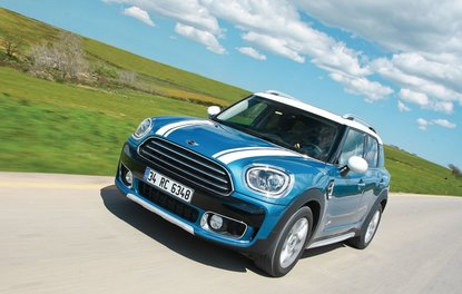 TEST · Mini Cooper Countryman ALL4