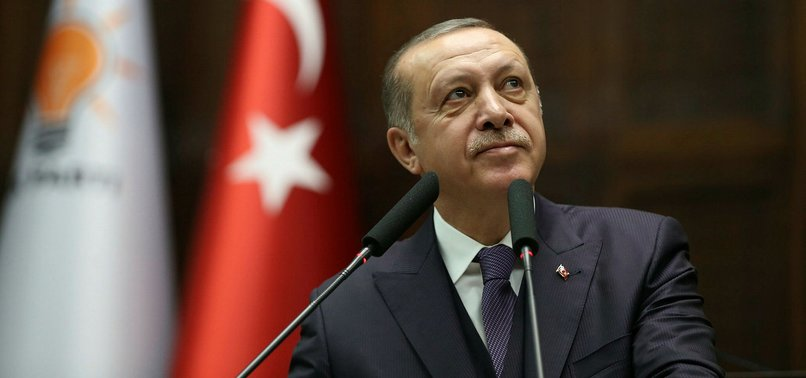 ERDOĞAN SAYS TURKEY WILL HOLD KANAL ISTANBUL TENDER NEXT YEAR