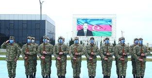 Azerbaijan gears up for Karabakh victory parade