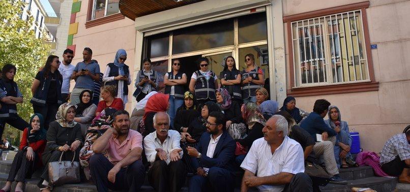 FAMILIES JOIN FORCES AGAINST PKKS CHILD RECRUITMENT
