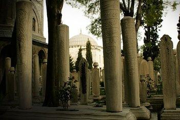 Hanedanın ebedî istirahatgâhı Süleymaniye