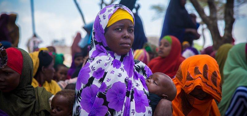 OVER 137,000 DISPLACED IN SOMALIA IN 2019