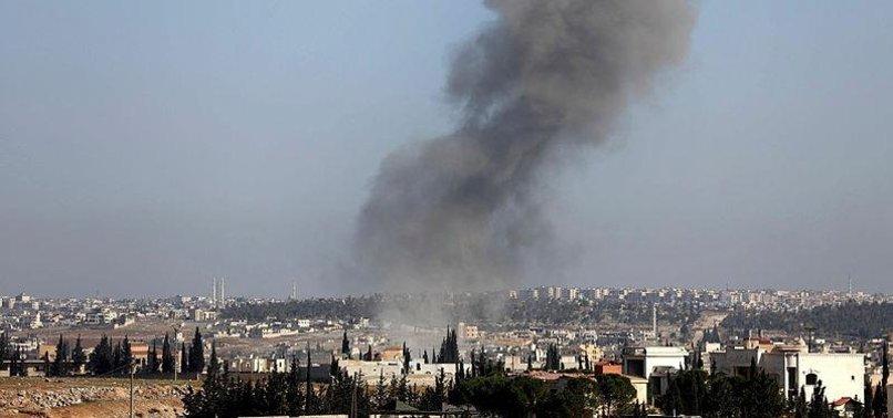 EUROPEAN UNION URGES ASSAD REGIME TO STOP IDLIB OFFENSIVE