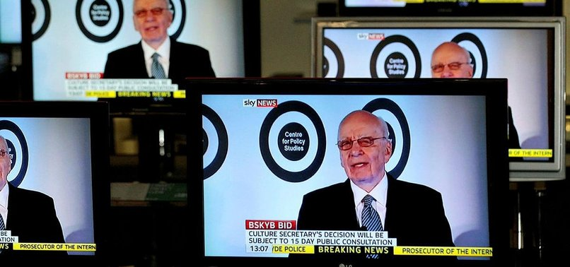UK CLEARS WAY FOR 21ST CENTURY FOX TO BUY SKY