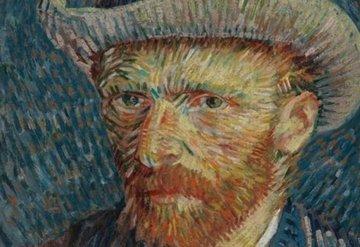 Van Gogh'un Yeni Keşfedilen Çizimi İlk Kez Sergilendi