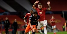 Man Utd beat Başakşehir 4-1 in Champions League