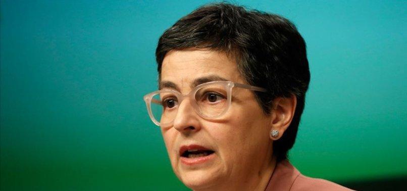SPAIN, MALTA AIM TO EASE TENSIONS IN EASTERN MED