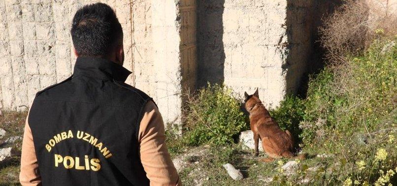 TURKISH POLICE FOIL YPG/PKK TERRORIST ATTACK IN SYRIA