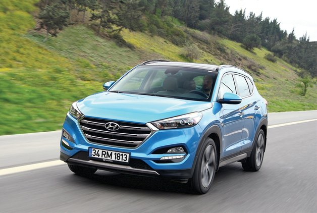 TEST · Hyundai Tucson 1.6 T-GDI DCT 4x2 Elite Plus
