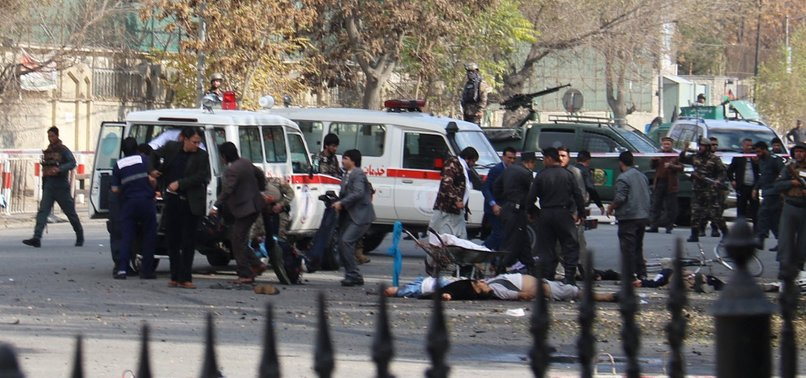 VIOLENCE DISPLACES OVER 5,000 FAMILIES IN AFGHANISTAN