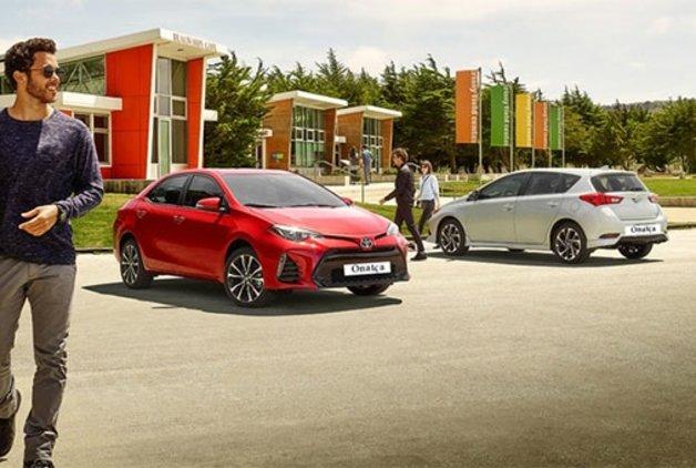 Toyota indirimlere devam ediyor