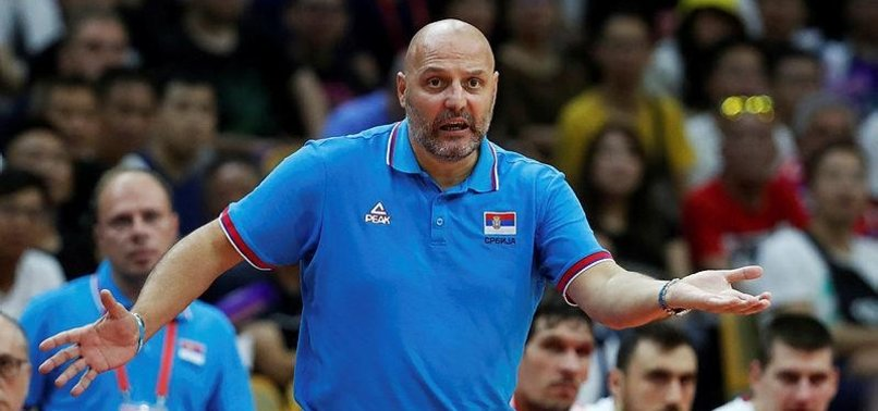 SERBIA COACH DJORDJEVIC RESIGNING AFTER POOR WORLD CUP
