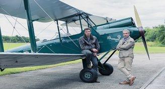 Hız ustası CEOlar II: Nick ve Giles English / Bremont markasının kurucuları