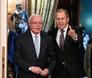 Russia ready to promote direct Israeli-Palestinian contacts
