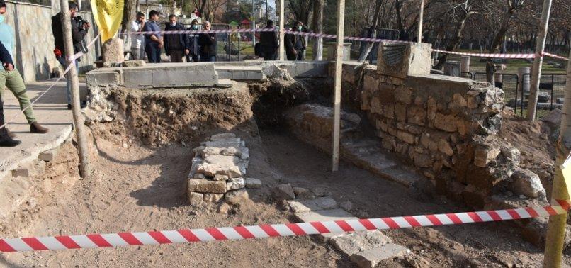 2ND ANATOLIAN SELJUK SULTANS GRAVE FOUND IN SE TURKEY